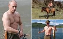 Bỏ xa nhiều nam ca sĩ, ông Putin được bình chọn là người 'đẹp trai nhất nước Nga'