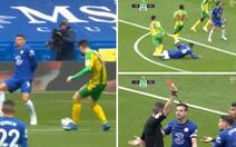 Thiago Silva bị thẻ đỏ, Chelsea thảm bại trước West Brom