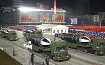 Mỹ, Nhật, Hàn bắt tay để buộc Triều Tiên bỏ hạt nhân