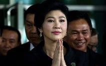 Bà Yingluck trút được gánh nặng bồi thường 1,1 tỉ USD