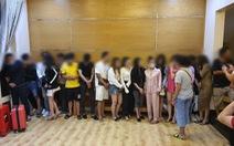 Bắt quả tang 29 thanh niên thuê biệt thự hạng sang tổ chức 'tiệc' ma túy