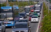 Đơn vị quản lý cao tốc TP.HCM - Long Thành bị lập biên bản phạt do không xả trạm gây kẹt xe