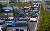 Chậm xả trạm thu phí khi cao tốc TP.HCM - Long Thành ùn tắc, VEC nói gì?