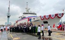 Đài Loan ra mắt tàu tuần tra lớn nhất chống chiến thuật 'vùng xám' của Bắc Kinh