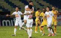 V-League 2021: Hoàng Anh Gia Lai sắp chinh phục cột mốc mới