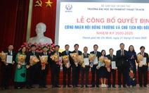 Ông Nguyễn Trường Thịnh phụ trách Trường ĐH Sư phạm kỹ thuật TP.HCM từ 1-5
