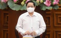 Thủ tướng họp khẩn về phòng chống COVID-19