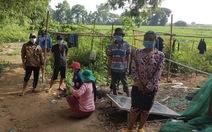 8 người Việt xuất cảnh 'chui' sang Campuchia xin biên phòng... cho về nước