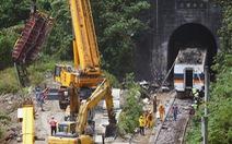 Đài Loan không cho lãnh đạo giao thông từ chức sau tai nạn đường sắt