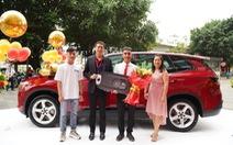 Vietjet tặng xe hơi cho khách hàng may mắn nhất mùa lễ hội cuối năm