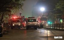 Vụ cháy cửa hàng làm 4 người chết ở Hà Nội: Bước đầu xác định do chập điện