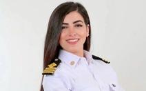 Nữ thuyền trưởng Ai Cập bị vu oan làm cho tàu Ever Given mắc cạn