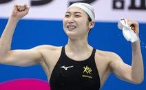 Sống sót với bệnh ung thư máu, nữ kình ngư Nhật giành vé dự Olympic Tokyo