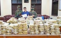 Phá án ma túy từ Lào vào Việt Nam đưa sang Trung Quốc: thu gần 350kg