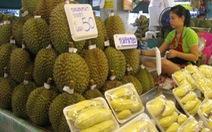 Thái Lan có thể đứng đầu thế giới về sầu riêng trong 5 năm nữa