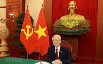 Tổng bí thư Nguyễn Phú Trọng điện đàm, mời Tổng thống Putin sang thăm Việt Nam