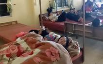 Cấp căn cước công dân xuyên đêm, dân được bố trí giường nằm chờ