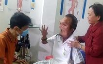 Tìm cách chữa trị cho người đàn ông có gương mặt dị dạng: Ba Lép phải sống!