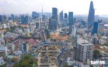 Metro số 1 sắp trả mặt bằng đường Lê Lợi, TP.HCM gấp rút thiết kế cảnh quan