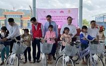 AEON Việt Nam hỗ trợ phục hồi trường học cho tỉnh Quảng Nam