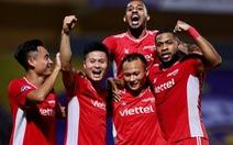 Trọng Hoàng tỏa sáng giúp Viettel đánh bại CLB Hà Nội và vào top 3