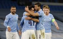 Man City thắng nghẹt thở Dortmund tại Etihad