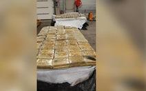 Bỉ bẻ khóa mạng điện thoại tội phạm, thu giữ gần 28 tấn cocaine