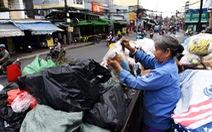 TP.HCM chưa tăng tiền rác từ nay tới năm 2025