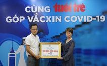 Galaxy Play ủng hộ 100 triệu đồng 'Cùng Tuổi Trẻ góp vắc xin COVID-19'