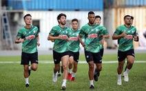 Vòng 8 V-League 2021: Nóng ở nhóm dưới