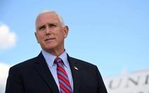 Cựu phó tổng thống Mỹ Mike Pence ký hợp đồng triệu đô viết hồi ký