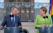 Tổng thống Nga Putin quan ngại về gia tăng căng thẳng biên giới với Ukraine