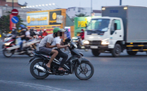 Vượt 5% tốc độ quy định, tăng 20% tỉ lệ tử vong do tai nạn giao thông