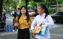 NÓNG: Hà Nội điều chỉnh thời gian tuyển sinh đầu cấp