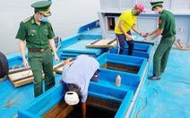 Bắt tàu chở 80.000 lít dầu ở vùng biển Côn Đảo