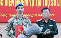 Việt Nam có sĩ quan thứ 3 làm nhiệm vụ ở Liên Hiệp Quốc