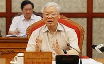 Bộ Chính trị phân công 4 ủy viên tham gia Ban Bí thư