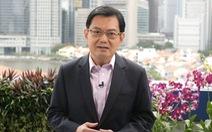 Người kế thừa ghế thủ tướng Singapore bất ngờ tuyên bố rút lui