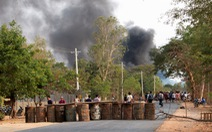 Quân đội Myanmar khẳng định biểu tình đang suy yếu