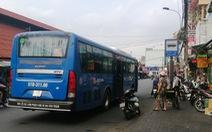 Đình chỉ nhân viên xe buýt ở Sài Gòn bị tố từ chối phục vụ người khuyết tật