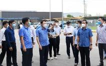 Ổ dịch Công ty Shin Young: Tỉnh Bắc Giang giao công an điều tra trách nhiệm