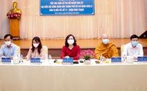 Bà Phan Thị Thắng cam kết đưa TP.HCM tăng quy mô ngân sách, thúc đẩy liên kết vùng