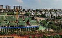 Côn Minh xóa ngàn biệt thự trái phép biến bờ hồ thành 'núi ximăng'