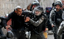Người Israel và Palestine đụng độ không dừng