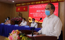 Ông Nguyễn Thiện Nhân: Là đại biểu sẽ tập trung giám sát các nghị quyết phát triển TP.HCM