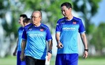 Trợ lý Kim Han Yoon thay ông Park Hang Seo huấn luyện đội tuyển U22 Việt Nam