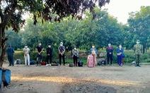 Phát hiện 8 người làm thuê ở Campuchia nhập cảnh trái phép về Việt Nam