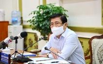 Chủ tịch TP.HCM Nguyễn Thành Phong: TP đã khống chế tốc độ lây lan của dịch bệnh