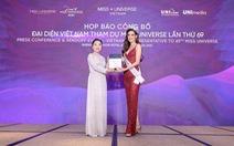 Khánh Vân đại diện Việt Nam đến với 'đấu trường nhan sắc' quốc tế