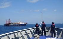 Philippines: Trung Quốc tăng thêm 100 tàu đến gần Trường Sa